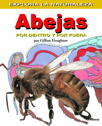 Abejas/bees: Por Dentro Y Por Fuera / Inside And Out (Explora la Naturaleza) por Gillian Houghton