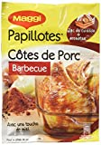 Maggi Papillotes Côtes de Porc Goût Barbecue (1 Sachet) - 28g