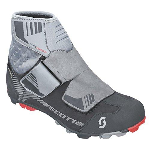 Scott VTT Heather Gore-Tex VTT hiver chaussures de vélo noir/gris 2016 Noir/Gris