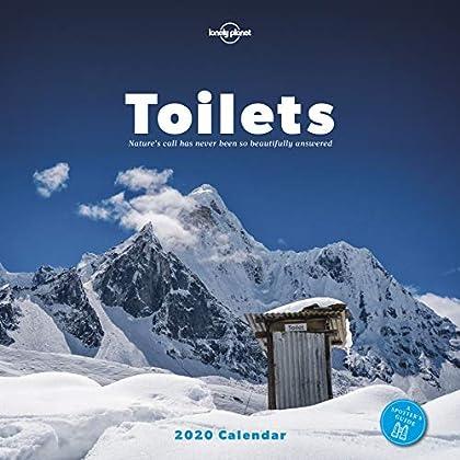 Toilets Calendar 2020 - Anglais