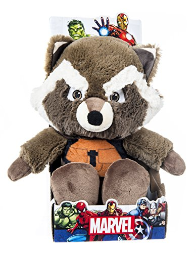 Guardians of the Galaxy - Rocket Plush - Marvel - 25cm 10""
