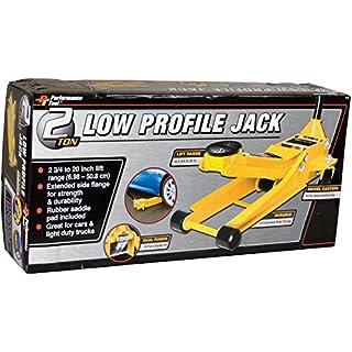 Performance Tool W1642 2 Ton Low Profile Jack