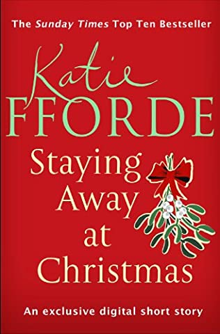 book cover of Staying Away at Christmas