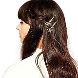 Tefamore 1Pair Haar Clip Haar Accessoires Kopfschmuck