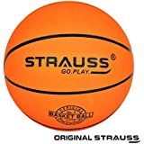 Strauss Official Basketball, Size 7 (Orange)