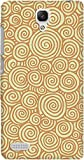 DailyObjects Doodle Spirals Case For Xiaomi Redmi Note 4G best price on Amazon @ Rs. 595