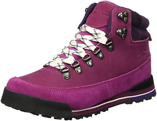 CMP Heka, Chaussures de Trekking et Randonn&EacuteE Femme, Rose-Pink (Berry C756), 39 EU