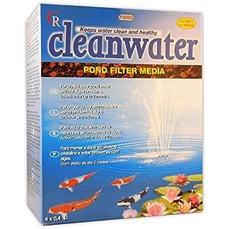 cleanwater pond filter media p2000 - for crystal clear water & no algae problems Cleanwater Pond Filter Media P2000 – for crystal clear water & no algae problems 517c0Ge4FWL