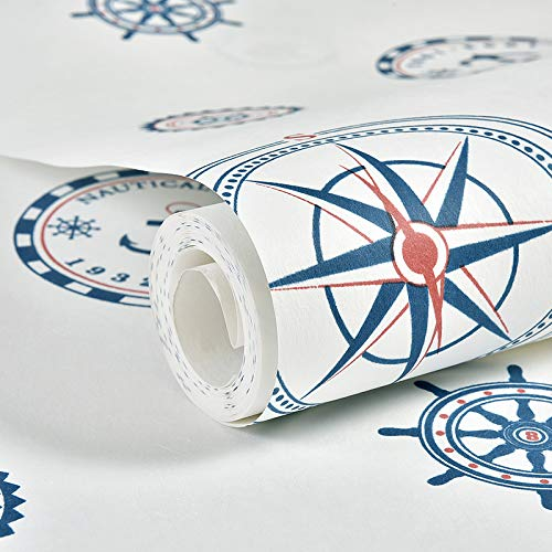 Mittelmeer Segeln Tapete Kinderschlafzimmer-wand Vliesstoff-cartoon-tapete 3301