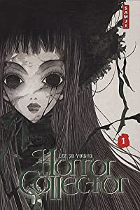 Horror collector Edition simple Tome 1