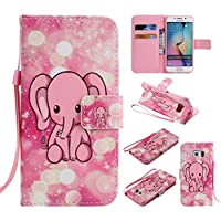 Cover Apple iPhone 5/5S/Si (4,0 pollici), nancen Cover Custodia Custodia in pelle Portafoglio Cover PU Leather (Double Dragon Mobile)