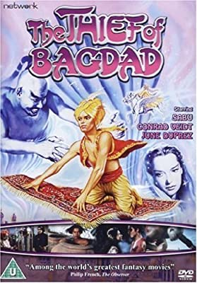 The Thief Of Bagdad [UK Import]