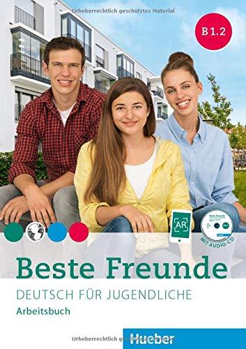 BESTE FREUNDE B12 Arb+CDROM(ejerc): Arbeitsbuch B12 mit AudioCD (BFREUNDE)