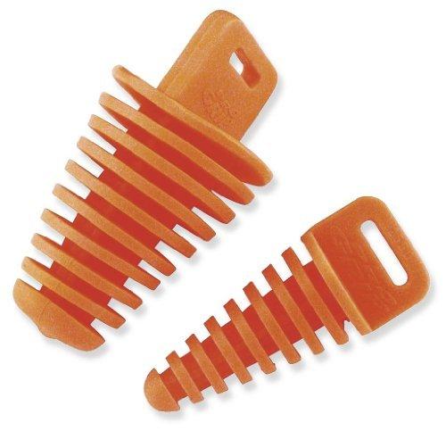 Auspuff Stopfen Progrip Silencer Plug für 4 Takt in orange