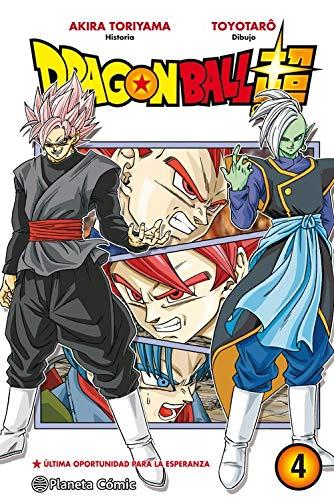 Goku Black, que se dedica a causar estragos en el futuro de un mundo paralelo, íes en realidad Zamasu que, conducido por un retorcido sentido de la justicia, se dispone a exterminar a la humanidad en pleno! Goku consigue dominar el mafûba, la técnica...