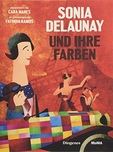 Sonia Delaunay und ihre Farben (Kinderbücher)