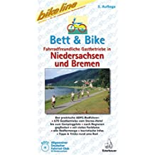 Bett & Bike. Der praktische ADFC-Radführer: Bikeline Bett & Bike, Niedersachsen