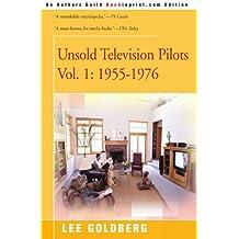 Unsold Television Pilots 1955-1988 vol. 1