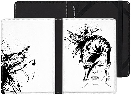 Design Hülle / Case / Cover für Amazon Kindle Paperwhite - ''David Bowie'' von Aurelie Scour