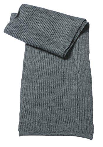 Myrtle Beach Écharpe tricotée gris foncé mélange