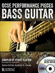 GCSE Performance Pieces: Bass Guitar by Stuart Clayton (2012-10-23)