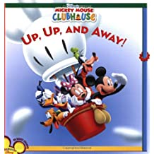 Up, Up, and Away!: An Adventure in Shadows and Shapes (Disney's Mickey Mouse Clubhouse (8x8))