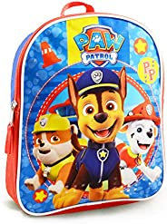 "Paw Patrol Mini Backpack for Kids ~ Premium 11"" Paw Patrol School Bag for Toddlers (Paw Patrol School Sup"