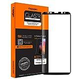 Spigen Samsung Galaxy Note 8 Panzerglas, Easy Install Kit, Hüllenfreundlich, 9H gehärtetes Glas, Antikratz, Glas 0.33mm, Samsung Galaxy Note8 Hartglas, Schutzfolie (587GL22399)