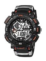 Colofan Ak 1389 Sportspiel Modesport -Digital-Quarz beil?ufiges Kleid wasserdichte Armbanduhr Wanderung beobachten (orange)