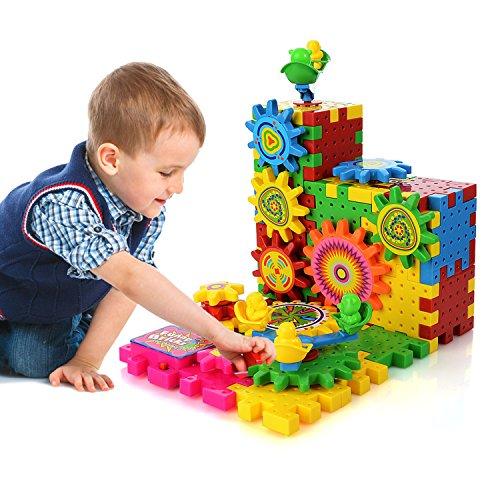 PovKeever Educational Gear Build...