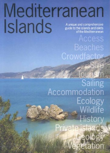Mediterranean Islands Guide (Travel Guide)