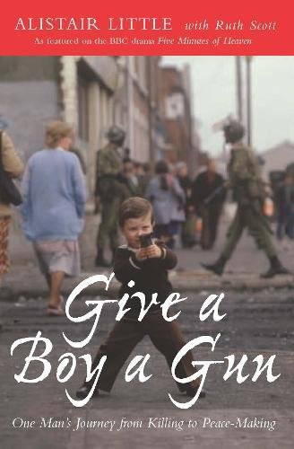 give a boy a gun summary The author includes, at the foot of many of the pages, factoids about real school shootings, guns, efforts at gun control, and statistics about death and violence in our society.