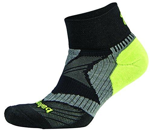 balega-de-hombre-enduro-v-tech-quarter-calcetines-negro-color-gris-amarillo-neon-xl-tamano-ue-45-47
