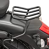 Parrilla trasera Fehling rear rack Kawasaki Vulcan S 15-18 negro