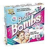 Rendre l'heure du bain amusant et luxueux en faisant vos propres bombes de bain! Il y a assez d'ingrédients pour créer plus de 12 bombes fizzy fabuleux, il suffit de suivre le guide d'activités illustrées pour voir comment s'amuser et facile, ils so...