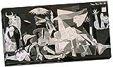 Lienzo de imagen impresa del Guernica de Pablo Picasso, para decoración de pared, gran tamaño: 76,2 x 40,6 cm