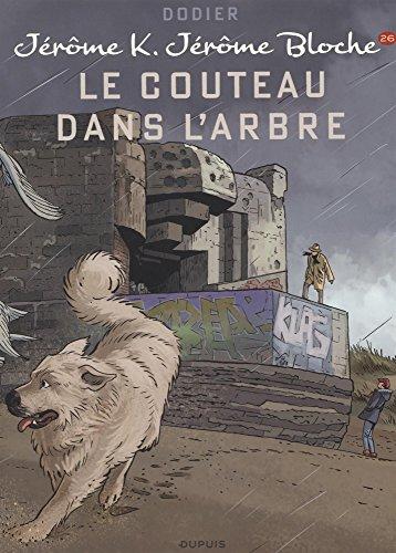 Jérôme K. Jérôme Bloche - tome 26 - Le couteau dans l'arbre (Edition spéciale)