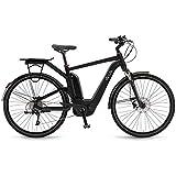 E-Bike Sinus Dyo10 28' Herren 10G XT Bosch Performance Cruise 500 Wh, Rahmenhöhen:61, Farben:Pianoblack