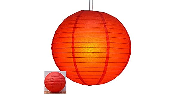 Jingyun Chinesische Art H/ängelaterne//Sushi Dekoration Festliche H/ängelampe Lampenschirm Papier Lampenschirm 40CM E02