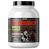 TurboCharger-WeightGainer, Vanille, 1000g Dose, KON-KH0211