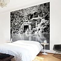 Apalis Vliestapete Wasserfall II Fototapete Quadrat | Vlies Tapete  Wandtapete Wandbild Foto 3D Fototapete Für Schlafzimmer