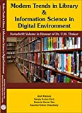 Modern Trends In Library & Information Science in Digital Environment (First Edition, 2016)