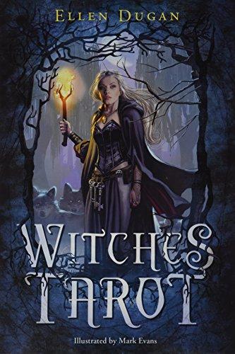 Witches Tarot por Ellen Dugan