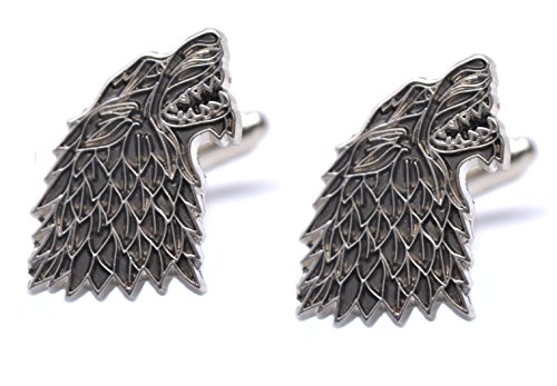 game-of-thrones-dire-wolf-house-stark-sigil-pair-of-wolf-cufflinks-westeros-got-shirt-accessories