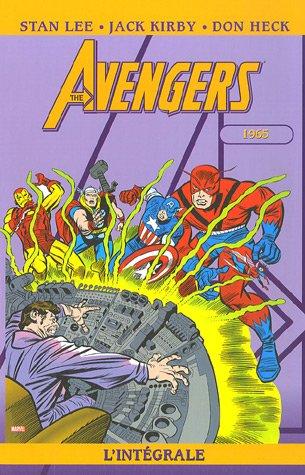 The Avengers : L'intégrale : 1965 par Stan Lee