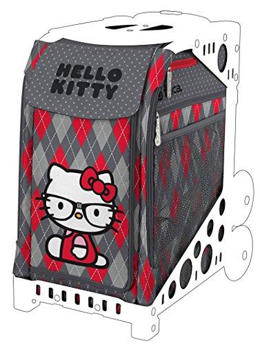ZUCA Hello Kitty Sport-Einlegetaschen (Rahmen separat erhältlich) - wählen Sie Ihr Design!, Geek Chic
