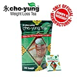Best The Republic of Tea green tea - CHO-YUNG TEA weight loss system Review