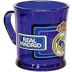 Taza vaso Real Madrid. Producto oficial