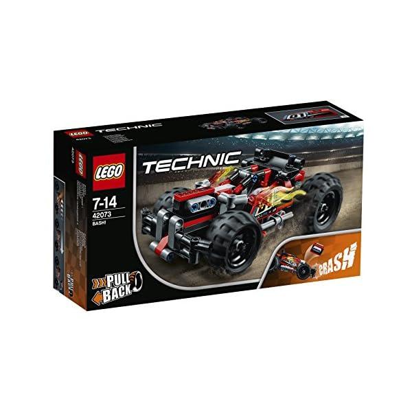 LEGO- Technic CRAAASH, Multicolore, 42073 4 spesavip