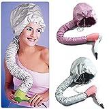 Wgwioo 2 Pack Home Portatile Asciugacapelli Diffusore Bonnet Attachment Salon Asciugacapelli Diffusore Per Capelli Asciugacapelli Cuffia Morbida